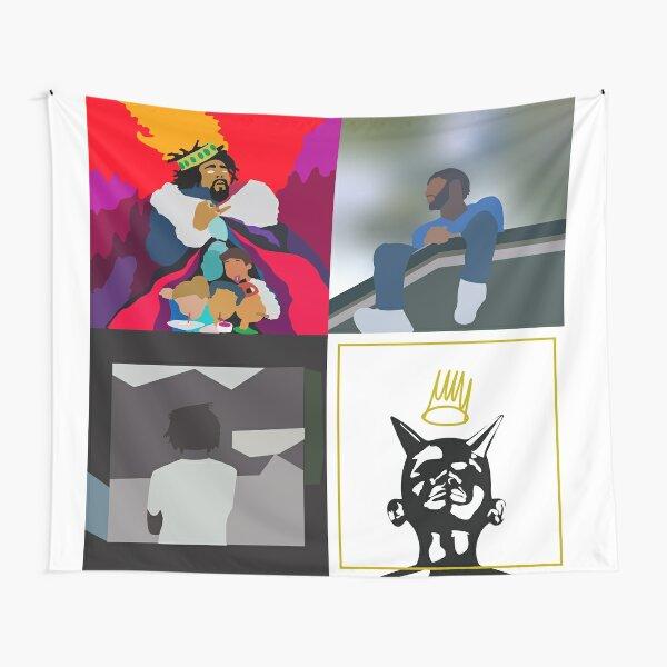 j cole minimal albums Tapestry