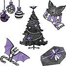 Spooky Christmas 2 by blacklilypie