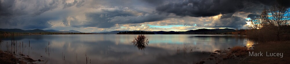 The Lakes' Shore by Mark  Lucey