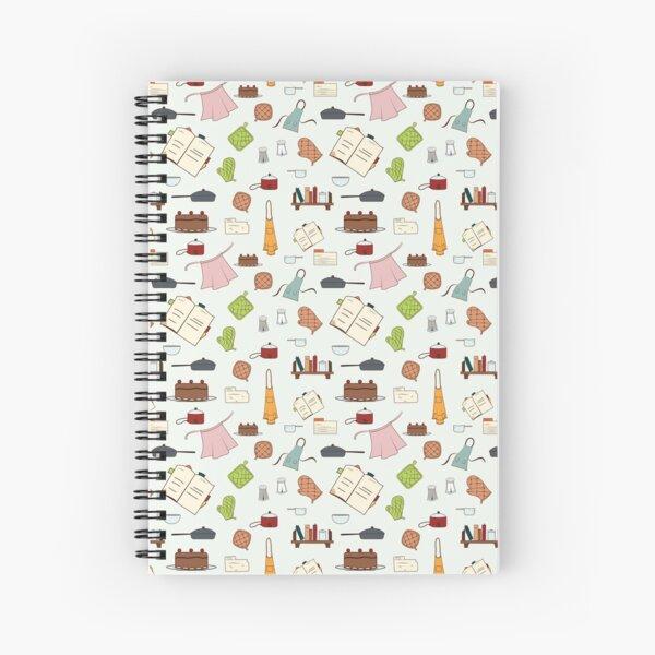 Cooking Spiral Notebook