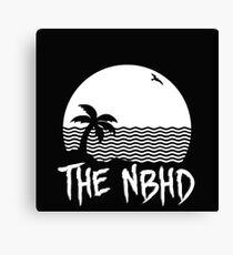 THE NBHD Canvas Print