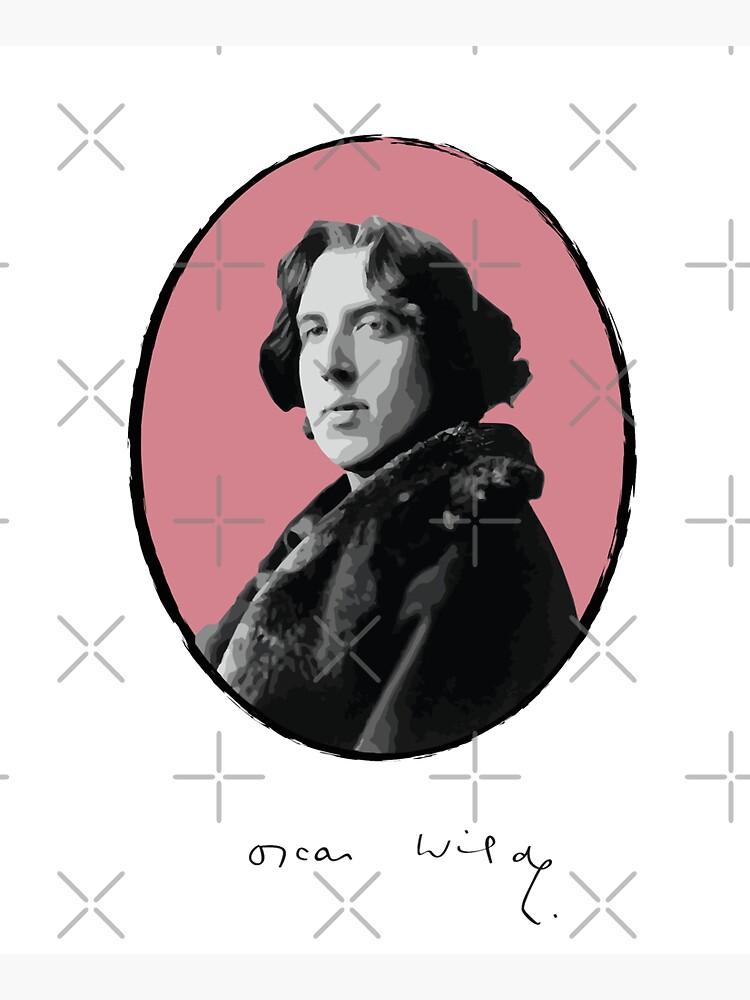 Oscar Wilde by PrintablesP