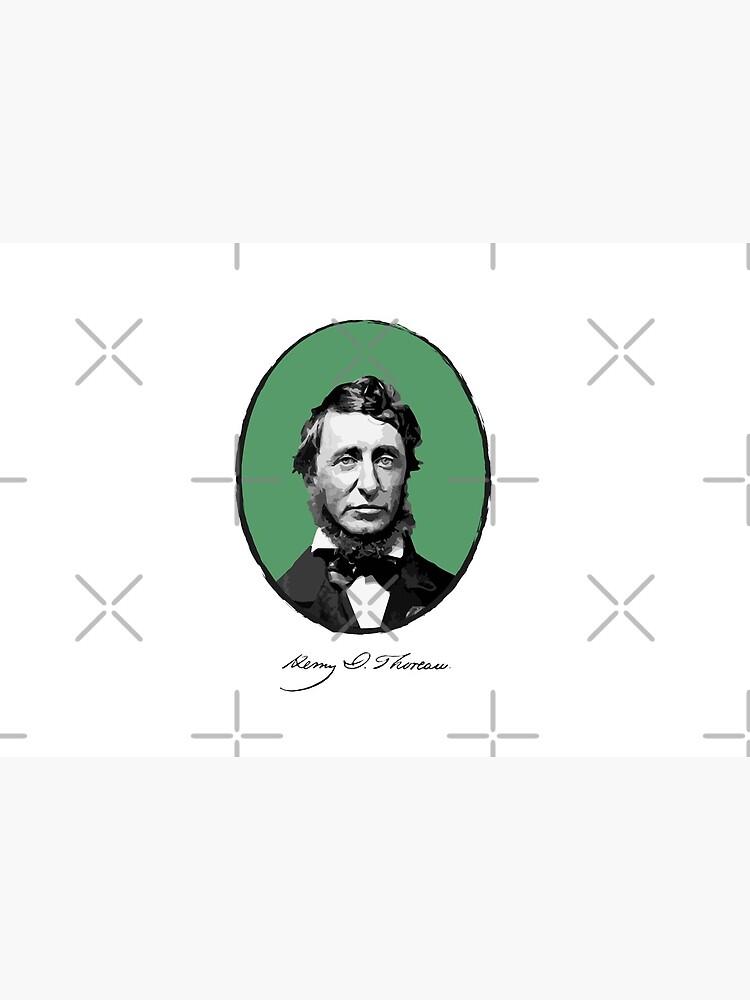 Henry David Thoreau by PrintablesP