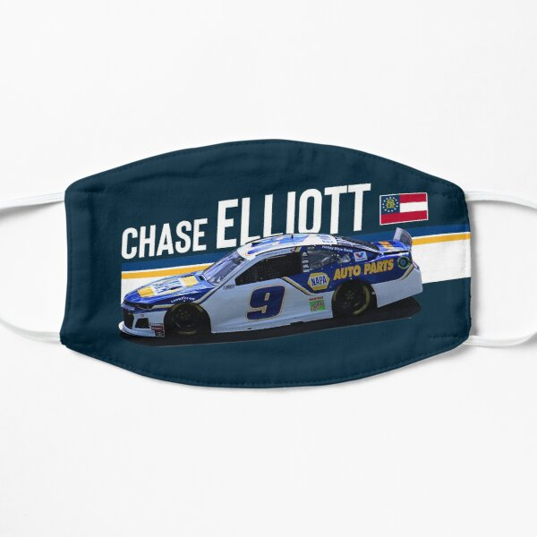 Elliott 2019 (white) Flat Mask