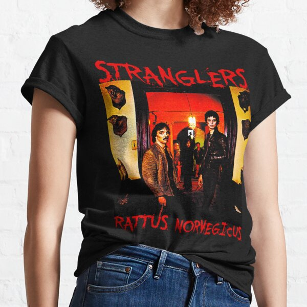 The Stranglers - Rattus Classic T-Shirt