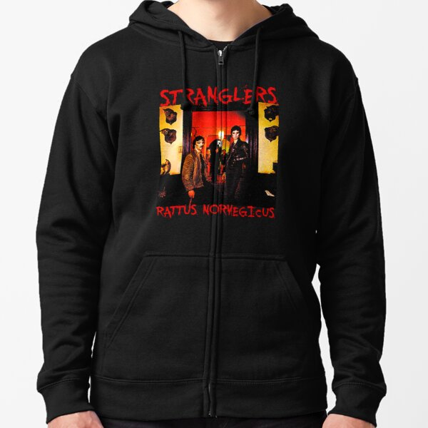 The Stranglers - Rattus Zipped Hoodie