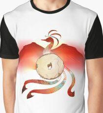 Bagel Phoenix Cult Graphic T-Shirt