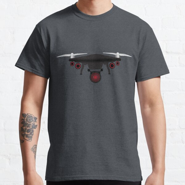 camera drone, T-short Classic T-Shirt