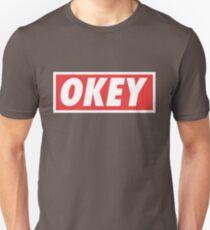 OKEY Unisex T-Shirt
