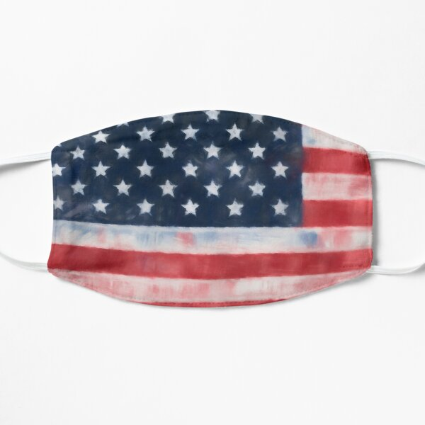 Stars and Stripes No. 1, Series 1 Flat Mask