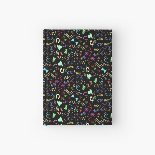 SQUIGGLES Hardcover Journal