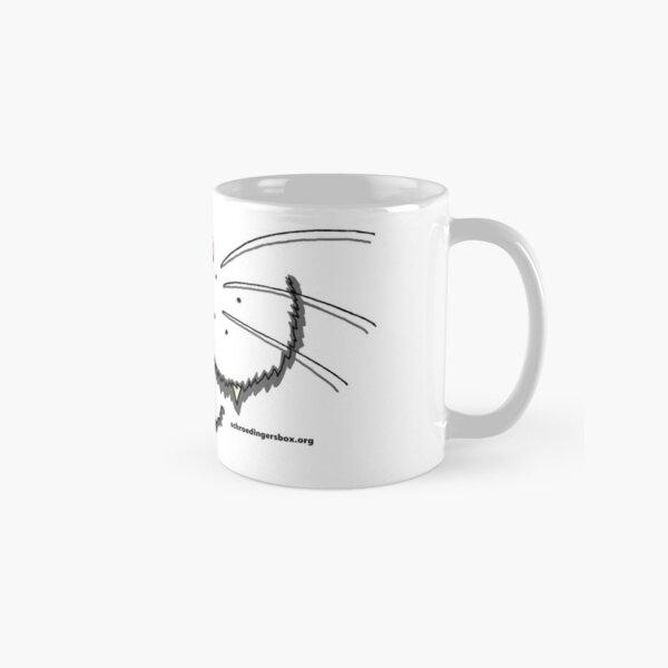 Nosy Cat Classic Mug