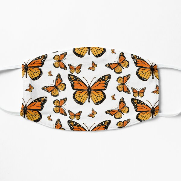 Monarch Butterfly Rapsody Mask