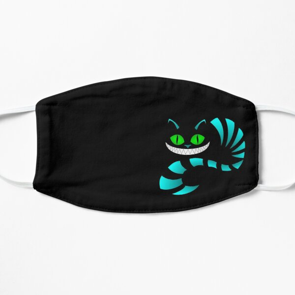 Blue Cheshire Cat Mask