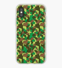 Sharp Camo iPhone Case