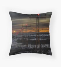 TMP Throw Pillow