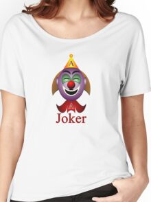 Joker Women's Relaxed Fit T-Shirt