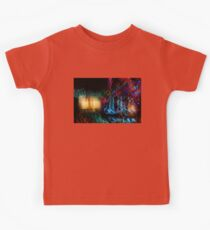 Abstract Christmas Lights - Color Twists and Swirls  Kids Clothes