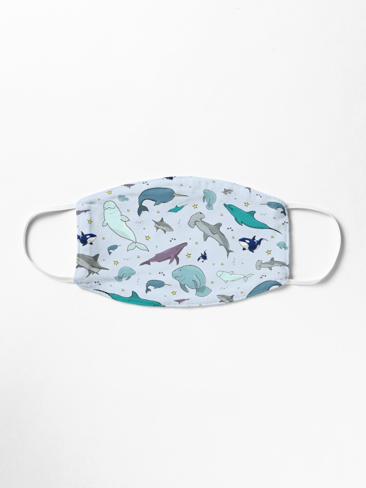 Alternate view of Under the Sea Mask