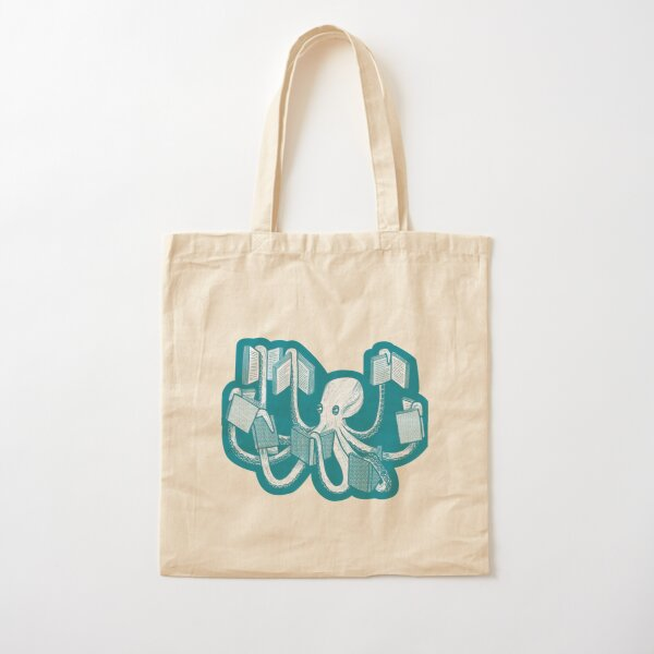 Armed With Knowledge Cotton Tote Bag