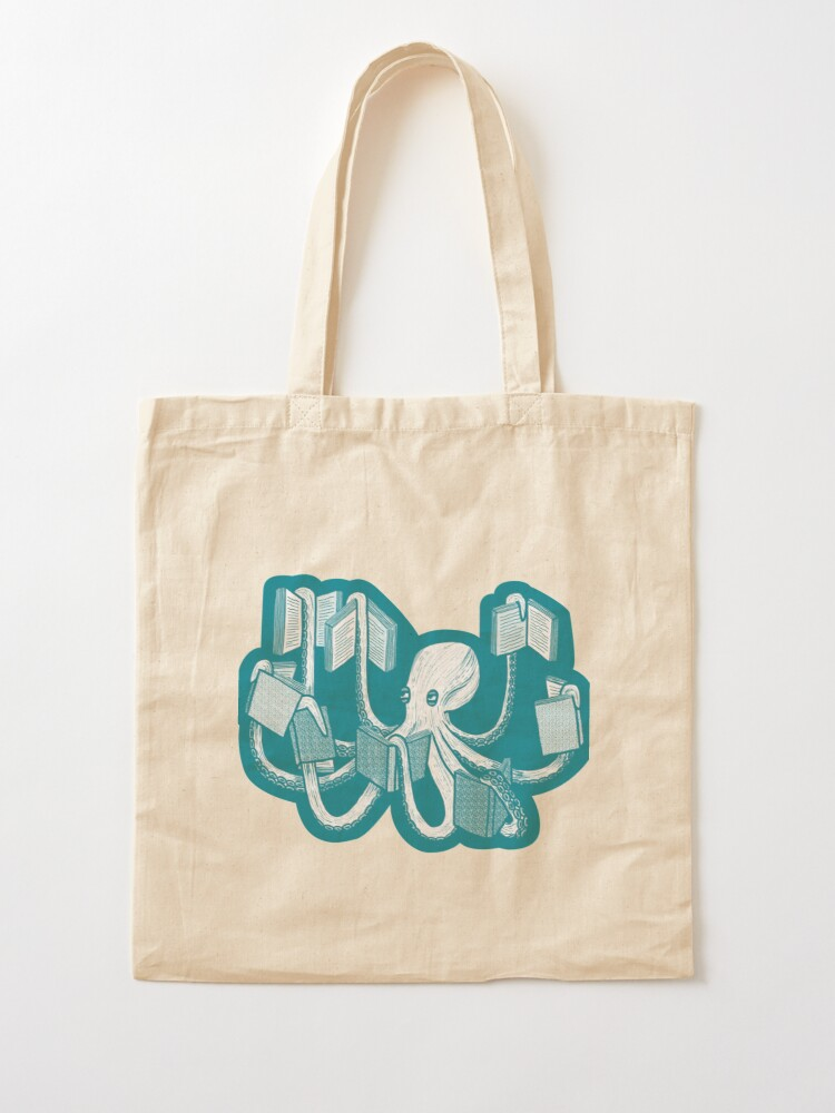 Alternate view of Armed With Knowledge Tote Bag