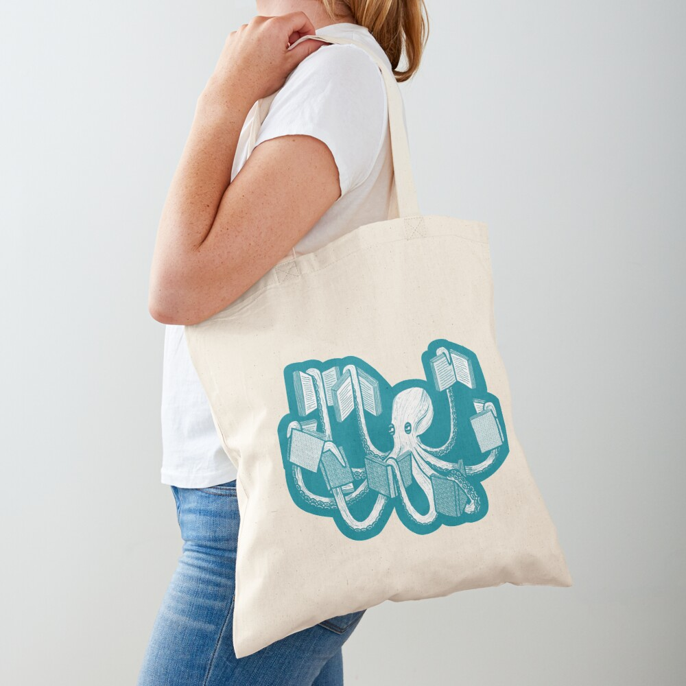 Armed With Knowledge Tote Bag