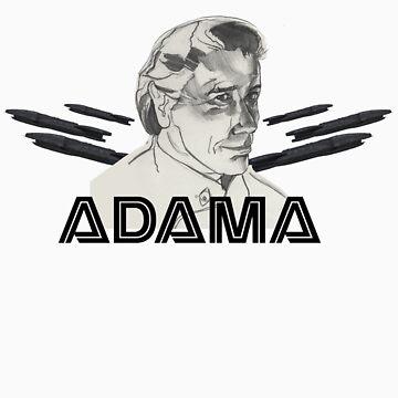 Adama by klarapie