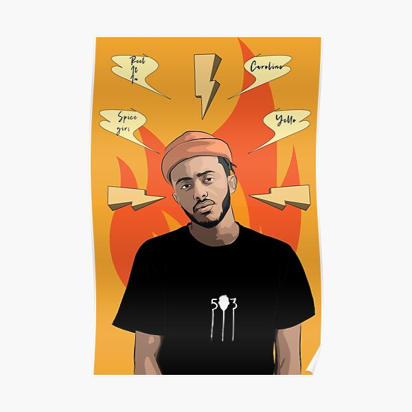Amine Poster