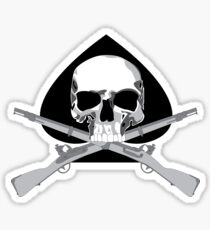 Infantry Sticker