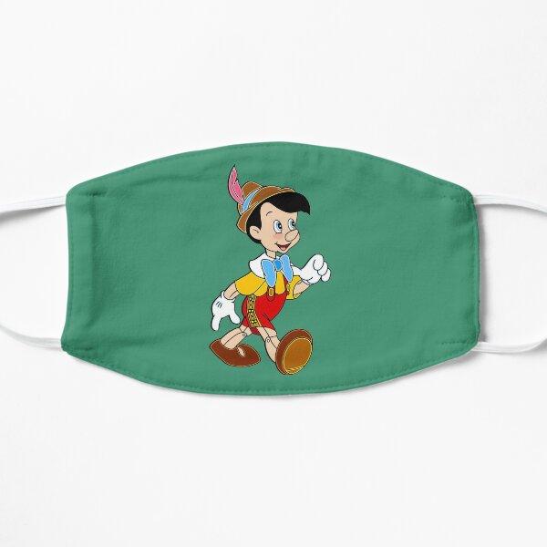 Pinocchio Flat Mask