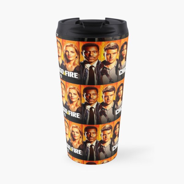 Chicago Fire Merch Mug isotherme