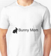 Camiseta unisex Bunny Mom