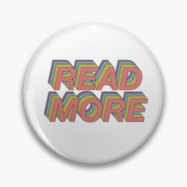 Read more! Pin