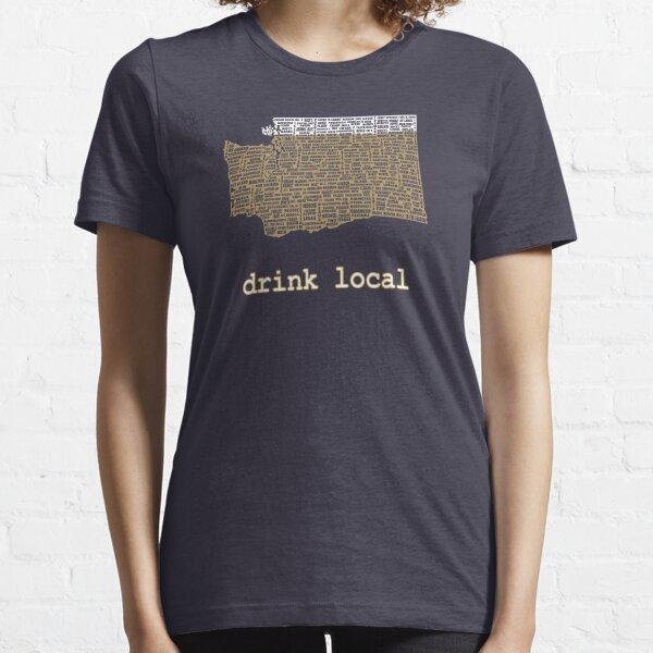 Drink Local - Washington Beer Shirt Essential T-Shirt