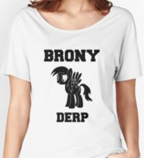 BRONY Derpy Hooves Women's Relaxed Fit T-Shirt