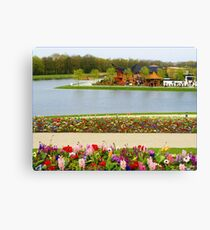 Horticultural Expo Canvas Print