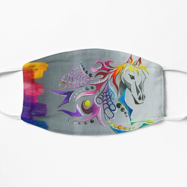 ᒥ ᐢ ᑕ ᐊ ᑎ ᒼ- Mista Atim Flat Mask