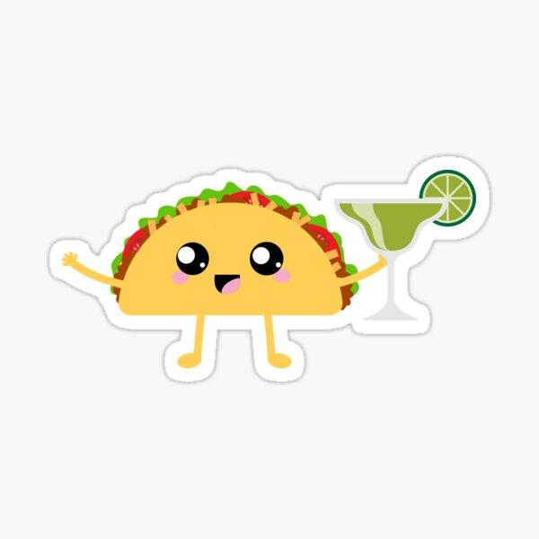 Happy Taco  Sticker