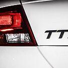 Audi TTS Rear Emblem by AndrewBerry