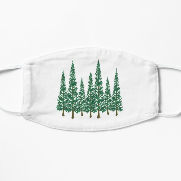 Into the Pines Mask
