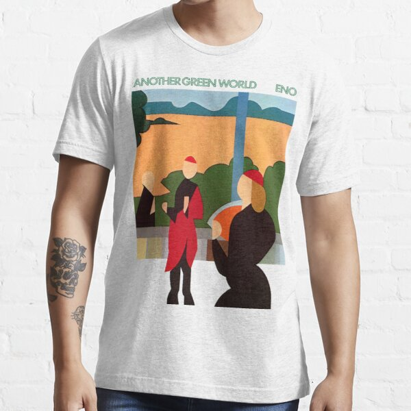 Brian Eno - Another Green World Essential T-Shirt