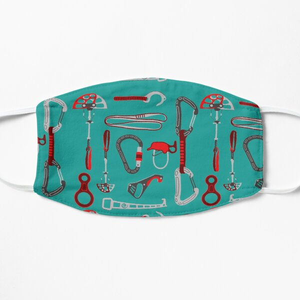 Climbing Equipment Design Pattern Mask