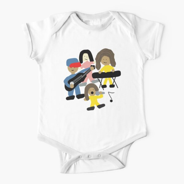 How Will I Know Tribute Short Sleeve Baby One-Piece