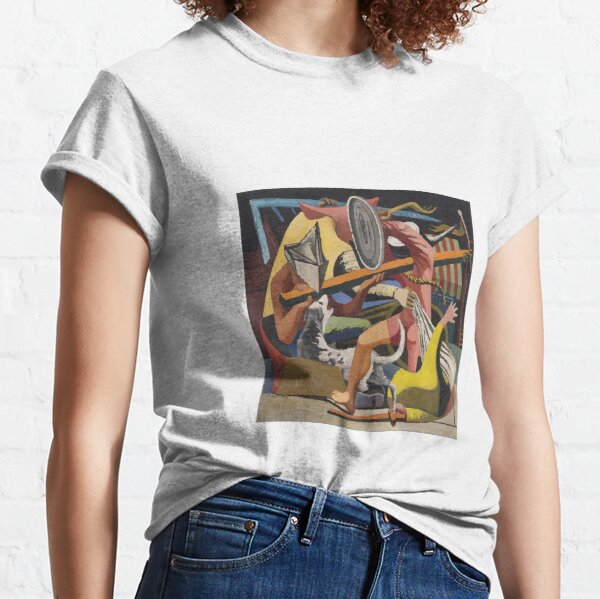 Philip Guston | Gladiators Classic T-Shirt