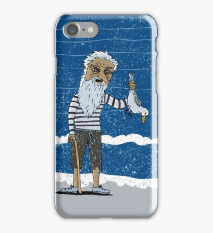The Ancient Mariner iPhone Case/Skin