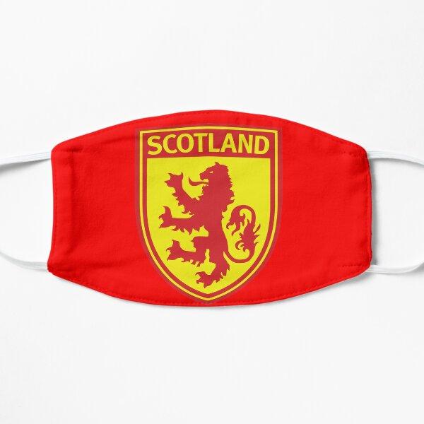 Scotland Sheild Flat Mask