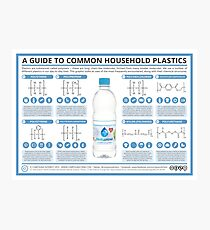 A Guide to Common Plastics Photographic Print