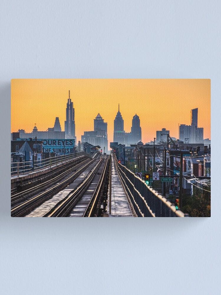 Alternate view of Sunrise Canvas Print