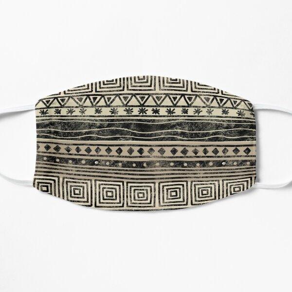 African Geometric Pattern  Mask