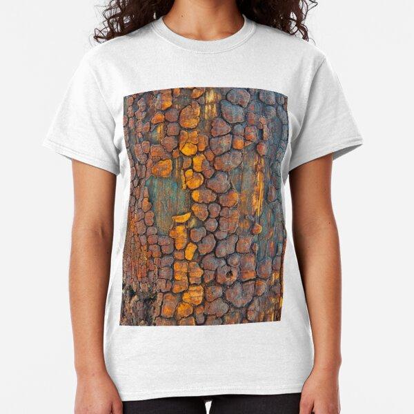 Écorce d'arbre 3 T-shirt classique